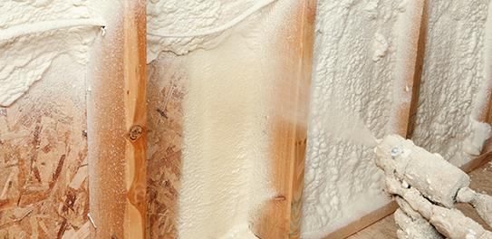 Fiberglass, Blown In, Closed Cell Spray Foam Insulation